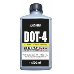 Pidurivedelik DOT-4