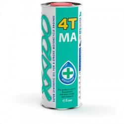 Täissünteetiline õli (10W-40 4T MA) SuperSynthetic