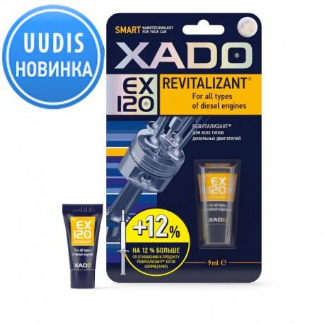 Revitalisant EX120 diiselmootoritele
