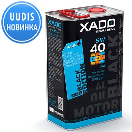 XADO LX AMC Black Edition 5W-40 SM/CF