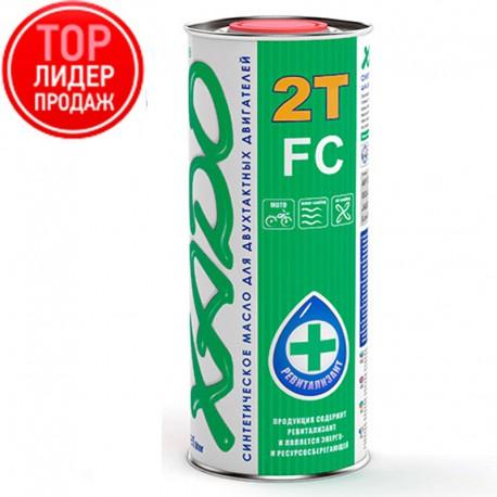 Täissünteetiline õli (2T FC) 1L