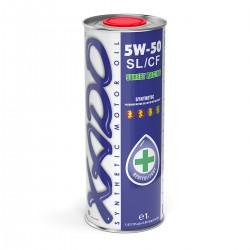 Sünteetiline õli (5W-50 SL/CF)