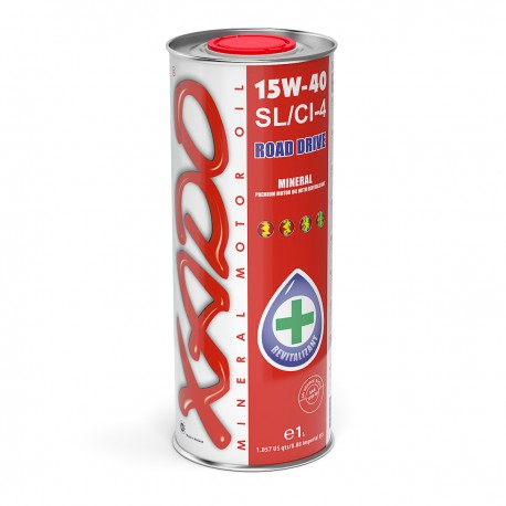 XADO Atomic Oil  15W-40 SL/CI-4 1L