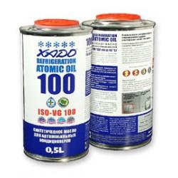 Синтетическое масло для автомобильных кондиционеров 500 мл