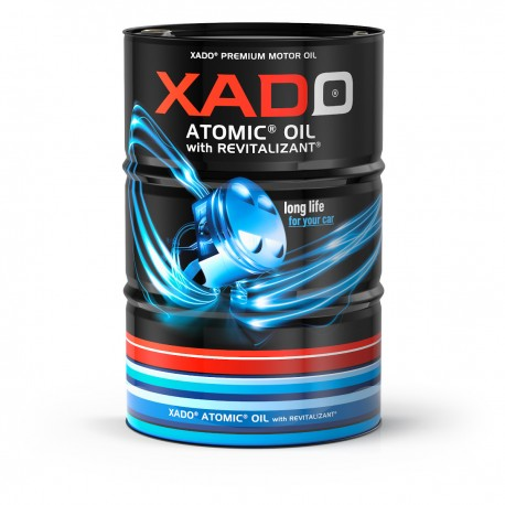 XADO Atomic Oil  5W-30 SM/CF 60L