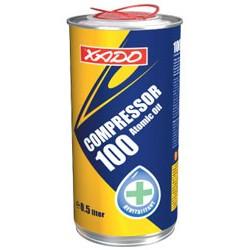 Täissünteetiline kompressorõli 500ml