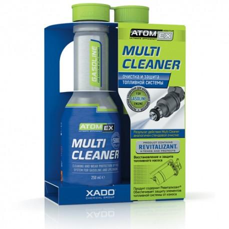 Multi Cleaner(Gasoline) on ottomootorite toitesüsteemide puhastusvahend