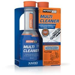 Multi Cleaner(Diesel)-diiselmootori toiteseadmete puhastusvahend.