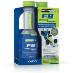 F8 Formula (Gasolin)-ottomootorit  kaitsev vahend