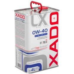 Синтетическое масло (0W-40 SL/CF)